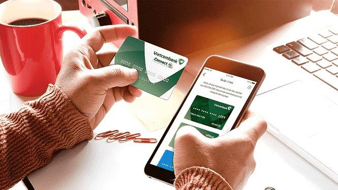 Thanh toán chuyển khoản qua EBanking của Vietcombank