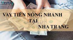 Tư vấn vay tiền nhanh trong ngày tại Nha Trang